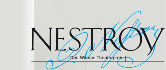 Bildergebnis für theaterpreis nestroy 2019
